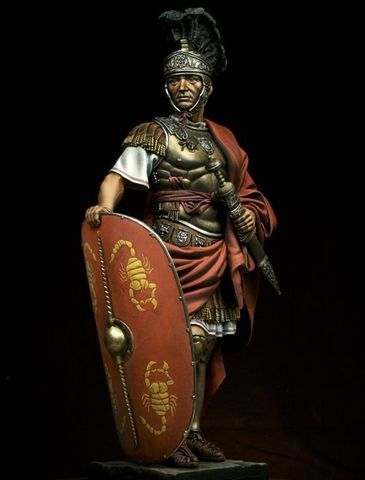 Garde Prétorien, 1er siècle NS WaacuG