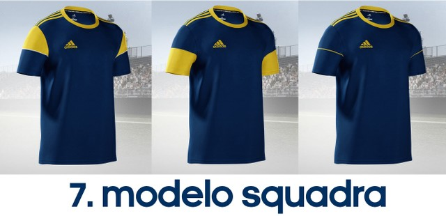 Posibles diseños camisetas Cádiz C.F. 2018/2019 WeSkEx