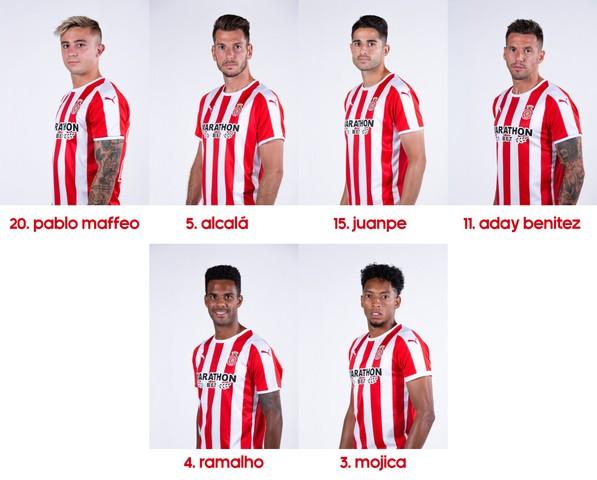 [J05] Cádiz C.F. - Girona F.C. - Sábado 14/09/2019 20:30 h. #CádizGirona 01GXOo