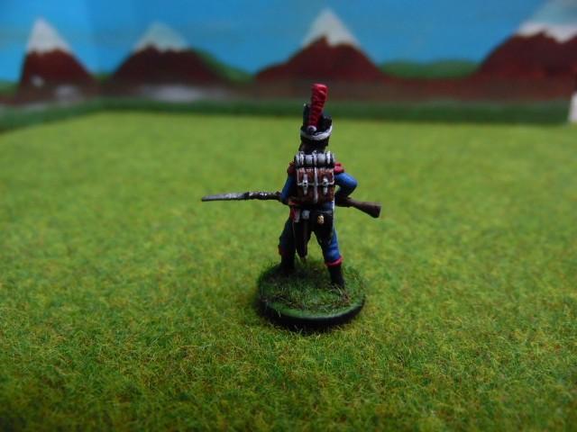 Carabinier français 1/72 6GfQGT