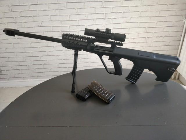 M4 Cqb Vfc, Steyr Aug Kit M82, Glock 19 Gbb, Beretta Gbb, Et Matos Divers, vente suite arrêt HrLgT5