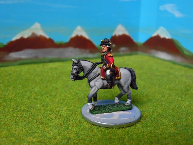 Cavaliers de la légion britannique: Guerre d'indépendance américaine LaMXV8