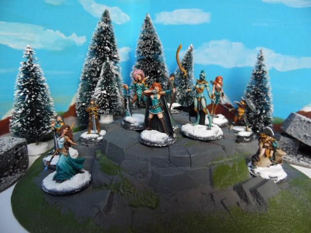 Bande de femmes pour Frostgrave Q2ns8J