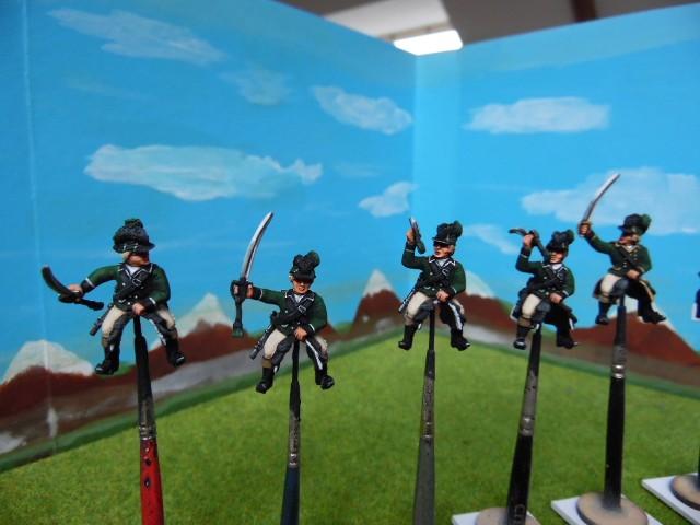 Cavaliers de la légion britannique: Guerre d'indépendance américaine Qbm0cm