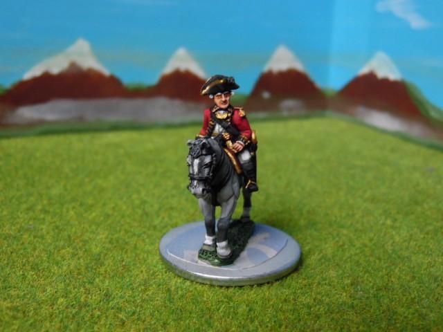 Cavaliers de la légion britannique: Guerre d'indépendance américaine 05nRjG