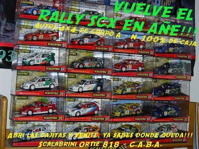 Vuelve el Rally ..818 - Rally Club - 818... HsriL3