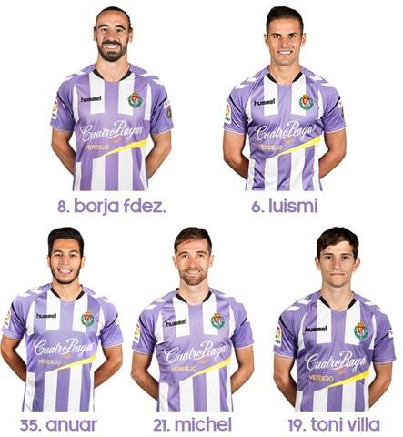 [J37] R. Valladolid - Cádiz C.F. - Sábado 28/04/2018 16:00 h. IUOPVJ