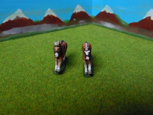 Cavaliers de la légion britannique: Guerre d'indépendance américaine N7OAX5