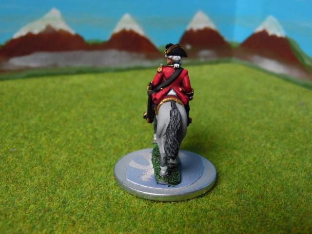Cavaliers de la légion britannique: Guerre d'indépendance américaine TkEcOW