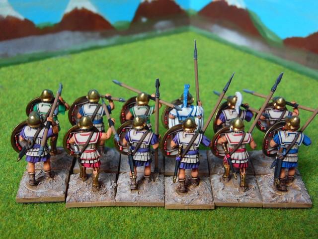 Mercenaires grecs W3140h