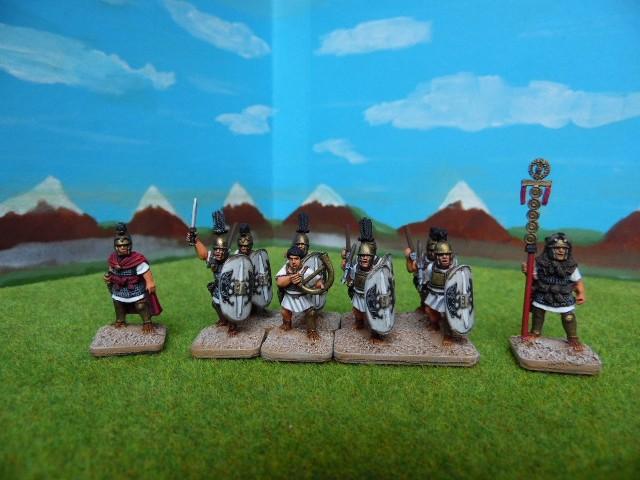 Romains républicains 28mm YqasM4