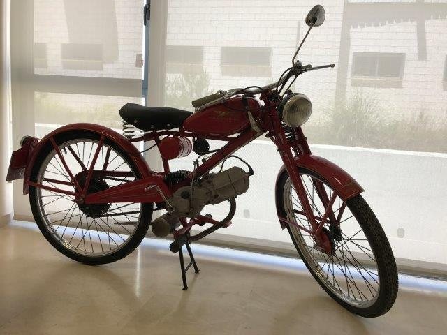 Mi Moto Guzzi Hispania 65 Bpy8Oa