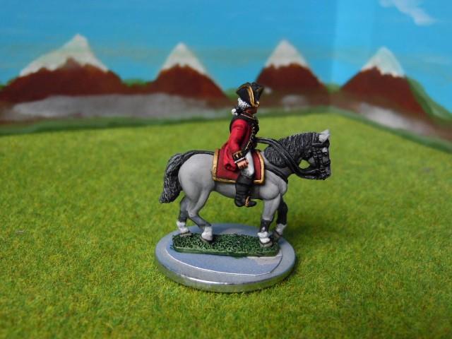 Cavaliers de la légion britannique: Guerre d'indépendance américaine Hx4Pjw