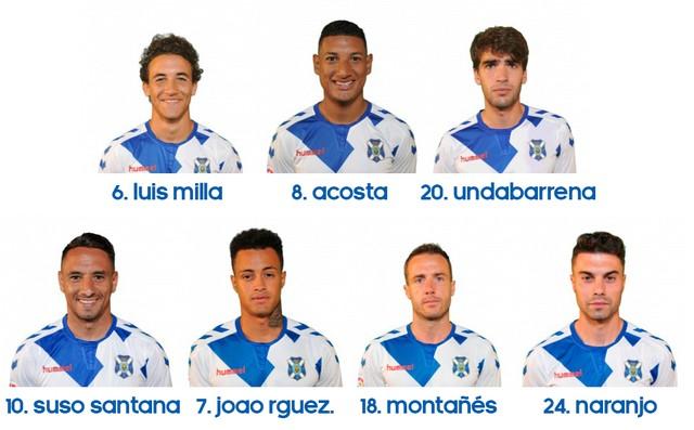 [J07] C.D. Tenerife - Cádiz C.F. - Sábado 29/09/2018 20:30 h. A51S3r