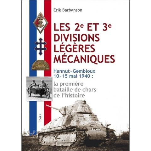 Les 2e et 3e divisions légères mécaniques – Tome I & II I4S3sc
