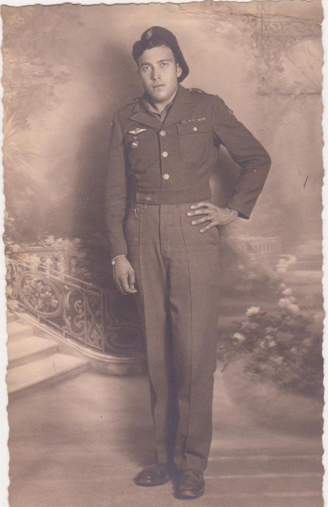VAREA ANTOINE, bataillon de choc 43-45 X535