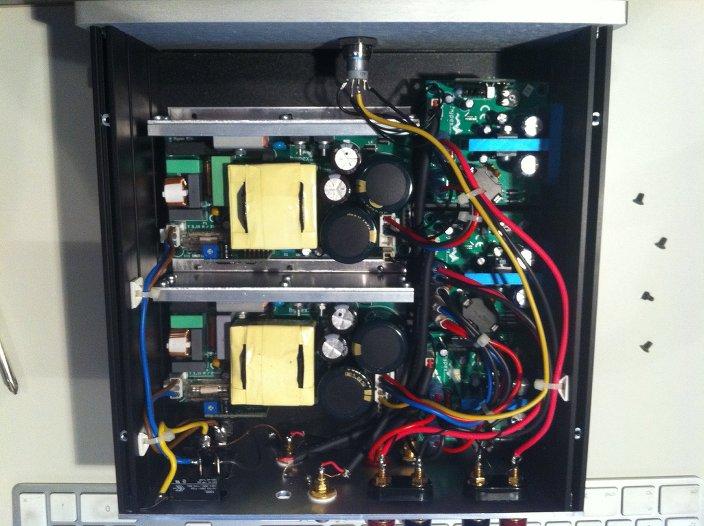 Acoustic technology mfg. Fabricación de equipos a medida. Valencia Estereotrafo