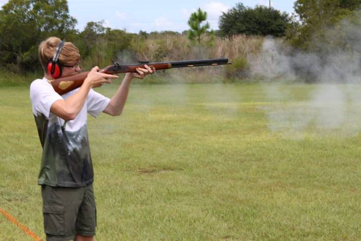 Black Powder Scouts in Central Florida 8AWQdz