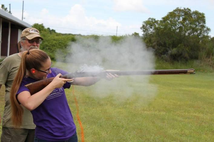 Black Powder Scouts in Central Florida PDwOtb