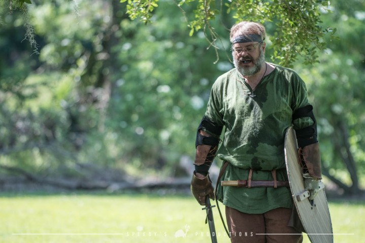 Centuries Off Topic: Vikings March in Florida 9Rs664