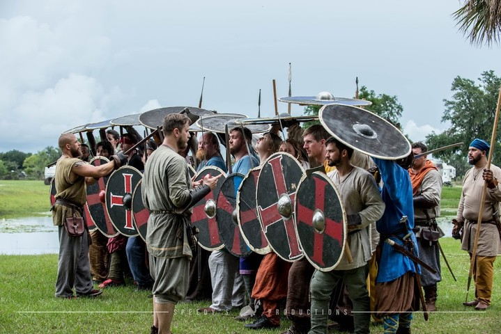 Centuries Off Topic: Vikings March in Florida NS2eWa