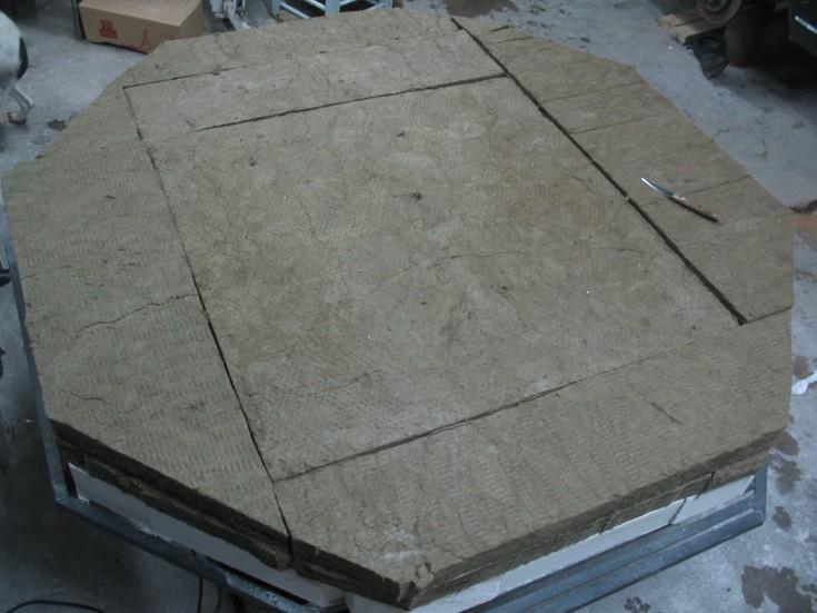 Construcción de Horno para Fabricar Espejos Astronómicos UbvXtp