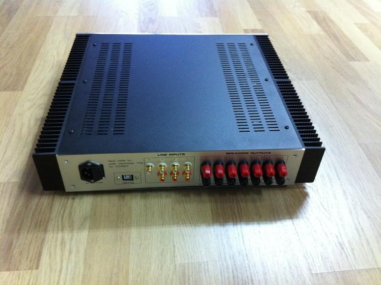 Acoustic technology mfg. Fabricación de equipos a medida. Valencia M7k2