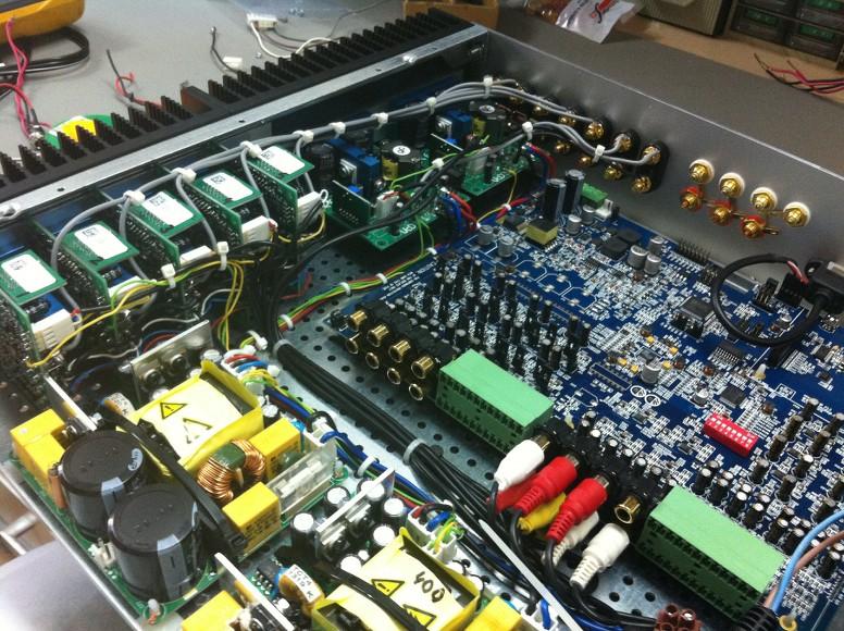 Acoustic technology mfg. Fabricación de equipos a medida. Valencia Rkgj