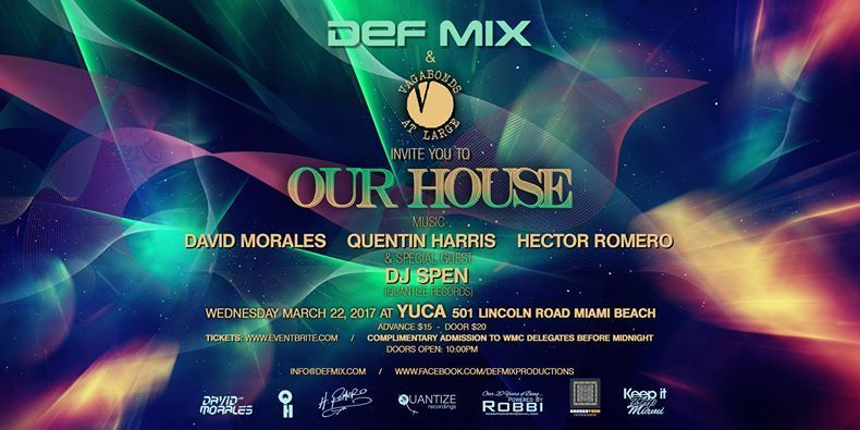 3.22 Def Mix gets Quantized - WMC Miami MkXrwA
