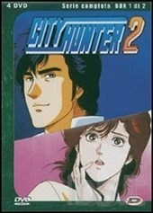 City Hunter 2 (9xDVD9) (1987) MHost Ita Serie Completa P1xl