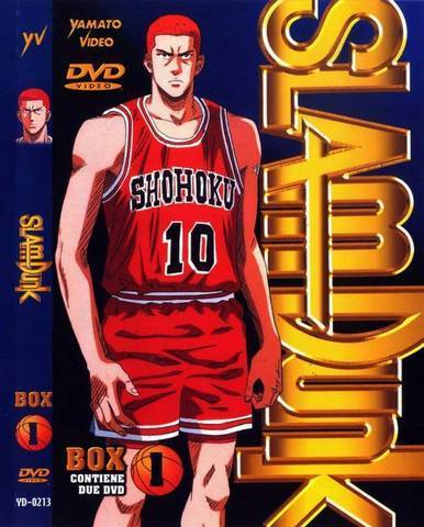 Slam Dunk (1993) (15xDVD9) MHost Ita Serie Completa  Ry0d