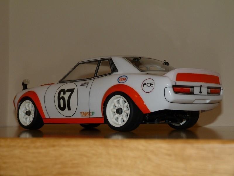 CARISMA GT14 (une piste à l'échelle mini) Y501