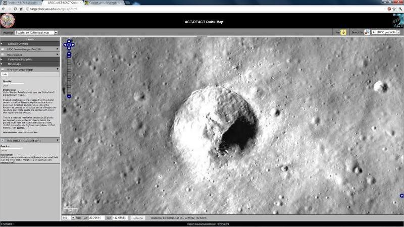 Des ovnis sur la Lune ? Zd39