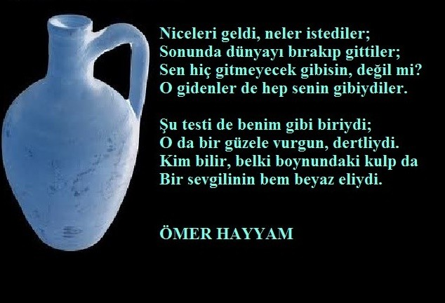 Niceleri Geldi / Ömer Hayyam Ff4f