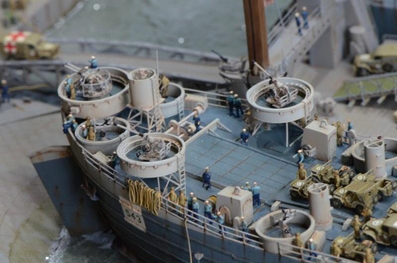 Diorama Port artificiel MULBERRY au 1/350 - Page 4 094838