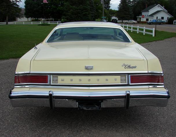 ... (US) 1977 Mercury Grand Marquis  ... 1481c1