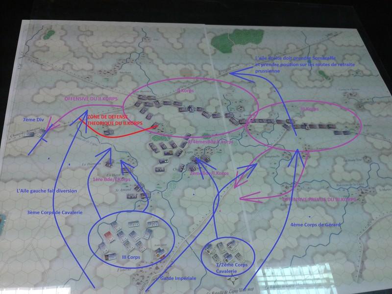 [CR] Le Retour de l'Empereur, bataille de Ligny - historique par équipe CyPrSM