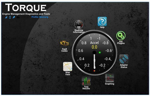 App Android Torque pro (diagnosis básica e información de tu vehículo) 0boZSV