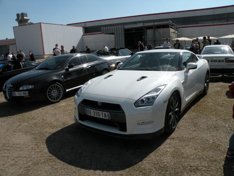 Ici les photos du Rasso d'Autos Anciennes et sportives  du 12.04.2015 à Séléstat EKspaB