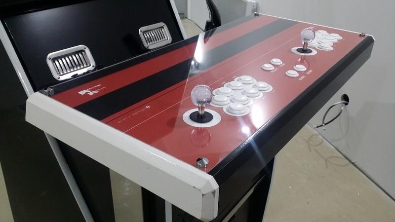 WIP: La Gameroom de Xingothx FEZcsf