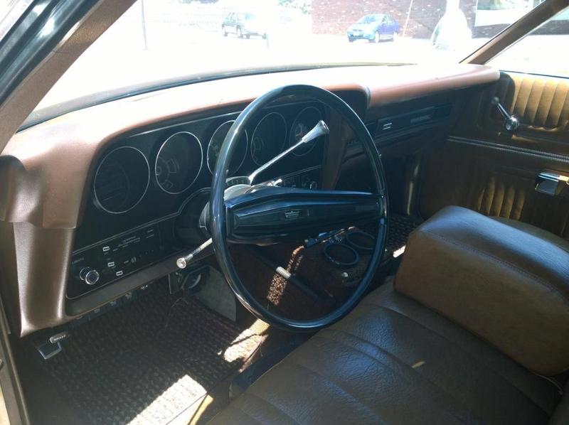 ... (US) 1972 Ford Gran Torino Wagon ... O3g1BC