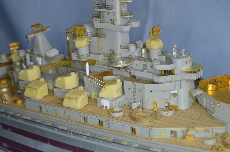 ABSD ARTISAN et USS MASSACHUSETTS BB-59 au 1/350 - Page 6 XHOzem