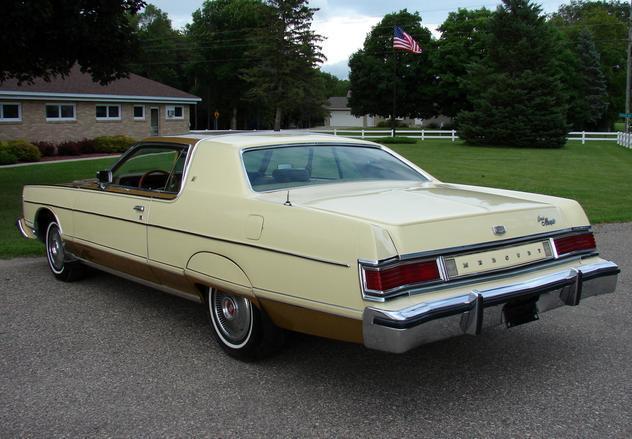 ... (US) 1977 Mercury Grand Marquis  ... Ae5152