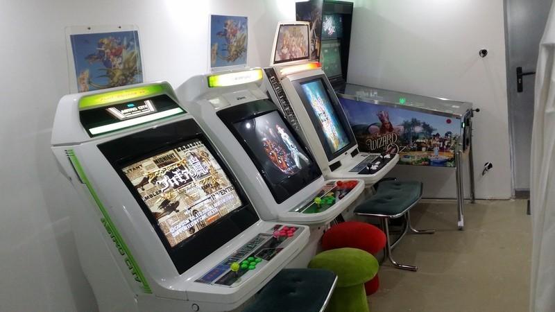 WIP: La Gameroom de Xingothx 9MRROB