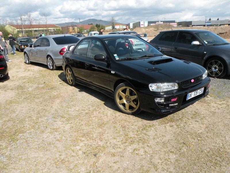 Ici les photos du Rasso d'Autos Anciennes et sportives  du 12.04.2015 à Séléstat XewAMO