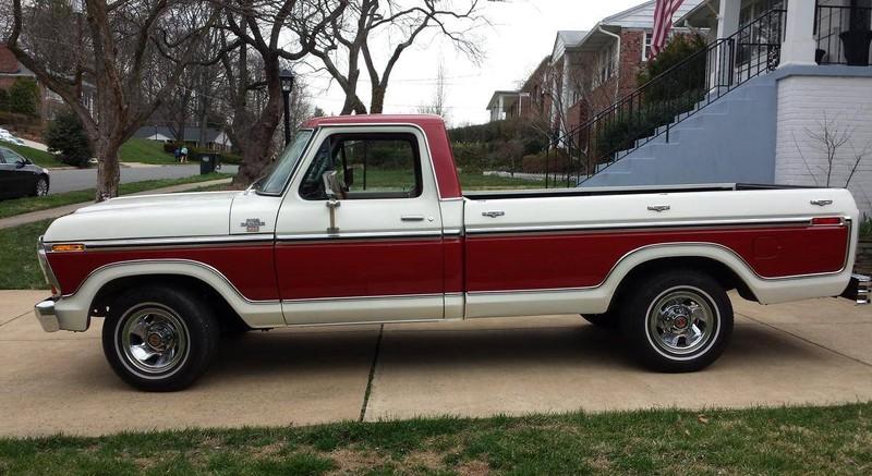 ... (US) 1978 Ford F100 Ranger XLT ... B5f061