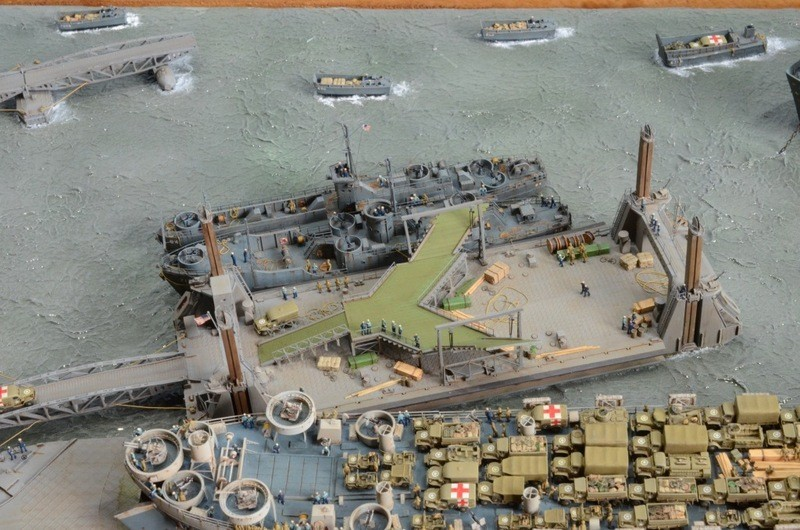 Diorama Port artificiel MULBERRY au 1/350 - Page 4 B6b7f1