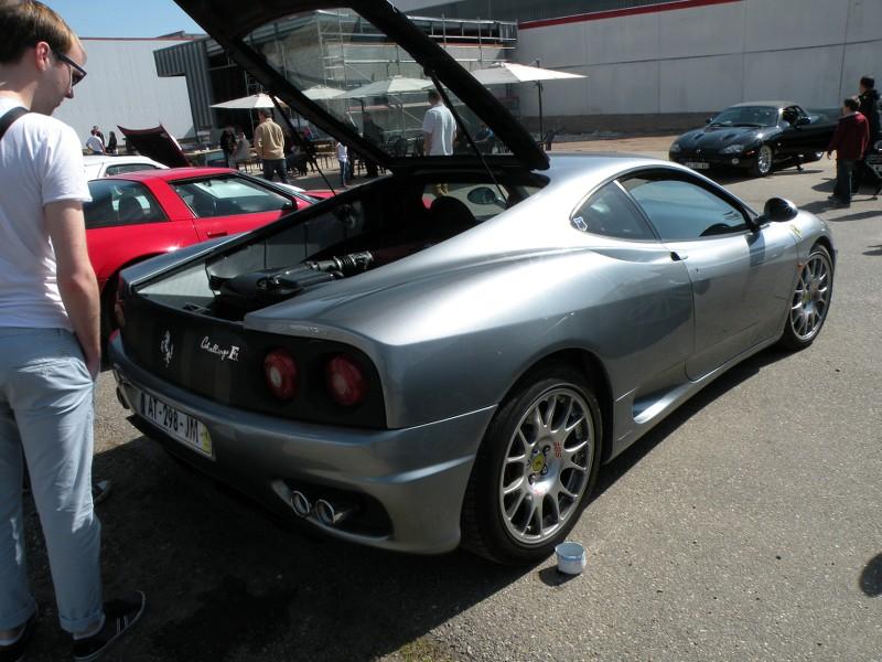 Ici les photos du Rasso d'Autos Anciennes et sportives  du 12.04.2015 à Séléstat Q79ANC