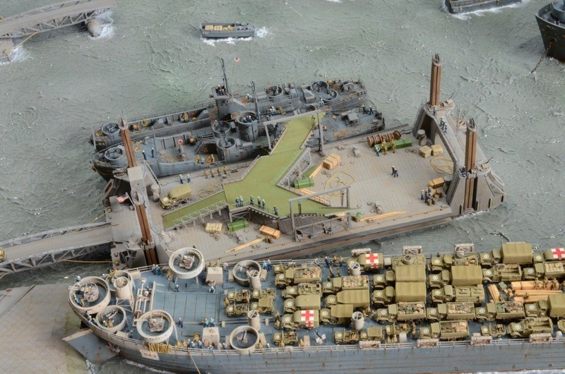 Diorama Port artificiel MULBERRY au 1/350 - Page 4 4f6320