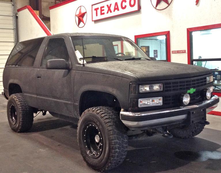 ... (US) 1993 Chevrolet Blazer ... B2db75